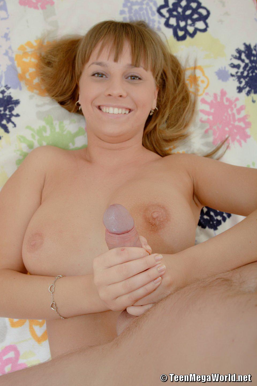 cream her pussy